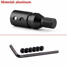 Aluminum Car Automotive Gear Shifter Thread Converter Gear Lever Adapter
