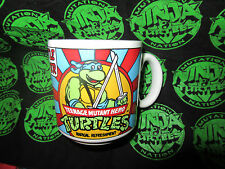 TMNT Ninja Turtles Hero Coffee/Tea Mug cup Made in England