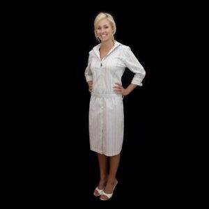 Ladies shirt Dress size 14 OFFERS WELCOME! French Cuffs 3/4 Sleeves RRP $169