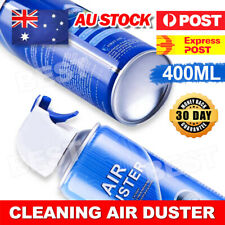 400ml Compressed Air Duster Can Cleaner for Notebook Laptop PC Keyboard AU Stock