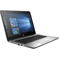 HP Elitebook 840 14 G3 FHD Touchscreen, Intel Core i7 8GB DDR4 512 SSD, Grade A
