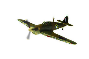 Hawker Hurricane Mk1 Corgi Aviation Archive AA27604 Ex Display