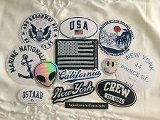 Brandy Melville Deco Vinyl Stickers Lot (25 Stickers)