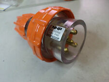 NHP - PLUG TOP -- 3 Phase 5 Pin (with Neutral) -- ISOPS520P - Exclnt - Qty Avail