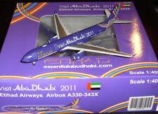 """Etihad A330-300 """"Visit Abu Dhabi 2011"""", 1:400"""