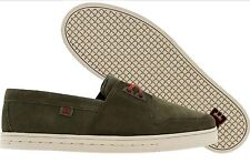 DC Shoes Men's Club Olive Night Casual Boat Size 7