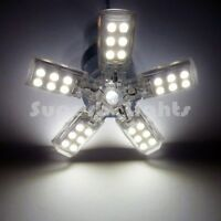 2x 3157 3156 T25 WHITE 41-SMD TAIL BRAKE TURN SPIDERLITE LED CAR LIGHT BULB K