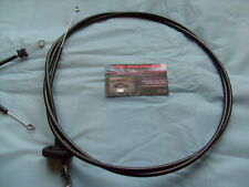 FORD BUILT TO YOUR LENGTH,SPECK ALL EARLY MODELS NEW BONNET RELEASE PULL CABLE