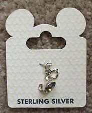 Sterling Silver Mickey Ear Hat Charm NOC