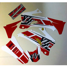 THROWBACK TEAM GRAPHICS YAMAHA 2006 2007 2008 2009 YZF 250 / 450 DECALS RETRO