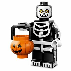 LEGO- Series 14 Monsters - #11 SKELETON GUY - Collectible Minifigures - Zombie
