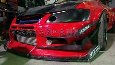 FRP VER.3 STYLE CANARD FOR EVO VII VIII IX  7 8 9 VOLTEX CYBER BUMPER ONLY