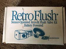Zurn ZRK-U-1.5 Sensor Urinal Flush Valve Retro-Fit Kit Retro Flush