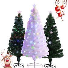 Arbre-de-Noel-LED-artificiel-sapin-Fibre-Optique 90-240cm/60-260 Branches @LUK