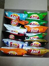 (+36%)12 PACK LAY LAYS POTATO CHIPS PARTY OF THAILAND CRISPY SNACK FOOD GIFT 13g
