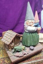 1st Edition Vintage 1988 Purdy & Pippin Gnome Cricket by Rein Poortvliet