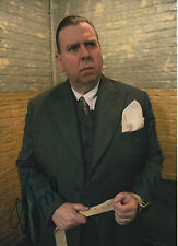 Timothy Spall Autograph Signed 20x30 Inch Photo