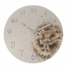 Wrendale Designs Hedgehog Wall Clock