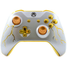 Gold Thunder Xbox One S Rapid Fire Modded Controller 40 Mods ALL SHOOTER GAMES