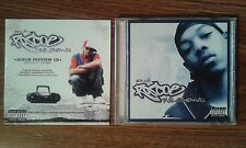 Young Roscoe Philaphornia CD & OOP CD/DVD PROMO 2pac Daz Kurupt Snoop Dogg Pound