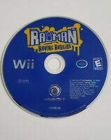 Rayman Raving Rabbids Nintendo Wii VIDEO GAME DISC ONLY