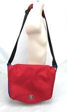 Crumpler Moderate Embarrassment Messenger Bags Red Blue Retails $199.00