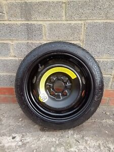 Citroen C1 Peugeot 107 Toyota Aygo Space Saver Wheel And Tyre