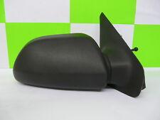 Espejo Exterior Derecha Negro Natural Manual Renault 19i + II 88-95 Espejo