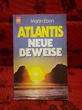ATLANTIS - Neue Beweise - Buch von Martin Ebon - Heyne Taschenbuch