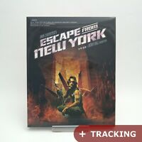 Escape From New York .Blu-ray w/ Slipcover
