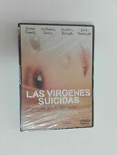 LAS VIRGENES SUICIDAS de Sofia Coppola DVD PRECINTADO Nuevo.