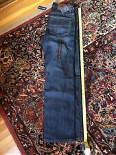 Nwt Lucky Brand Girls Jeans Size 12 Billy Straight Cooper Slim