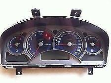Holden Commodore VY instrument cluster odometer program, odo set, correction