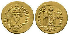 Byzantine Empire Phocas av solidus -Sb 620