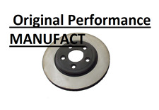 REAR Disc Brake Rotor FOR Jaguar S-Type Lincoln LS Ford Thunderbird