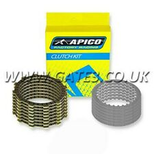 HUSQVARNA CR125 2000-2013 Quality Apico Replacement Clutch Plate Kit