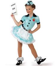 FANCY DRESS Kids Diner Costume