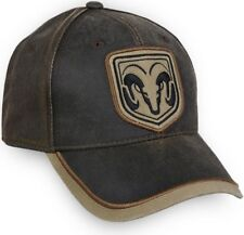 Ram® Weathered Cotton Cap