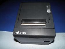MICROS Epson TM-T88III M129C Thermal POS Receipt  Printer No Power Supply