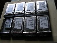 """HP 450GB SAS 15K HDD 3.5"""" HUS156045VLS600 Type: USFSSA450 516832-003 OB24474"""