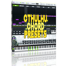 xFer Cthulhu Future Bass, Hiphop, House Presets, Chord Progression Collection