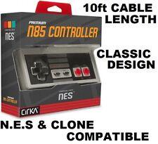 CirKA NINTENDO NES Controller Classic Style 10ft CABLE MODEL : M07086 [03]