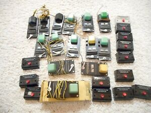 S SCALE AMERICAN FLYER REMOTE UNCOUPLER GROUP