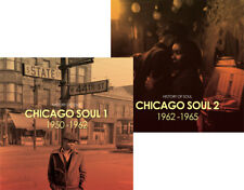 Chicago Soul - Volumes One and Two - History of Soul
