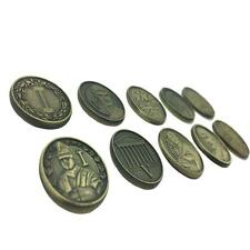 ADVENTURE COINS - ROMANS METAL COINS VARIETY PACK SET OF 10