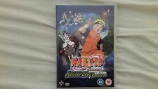 Naruto The Movie 3 - Guardians Of The Crescent Moon Kingdom on DVD - Free P&P