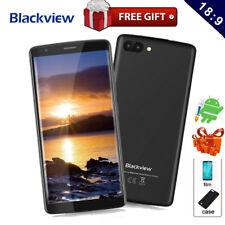 Blackview A20 5.5'' 8gb WiFi Android 8.0 Smartphone Quad Core 3g Telefono 2sim