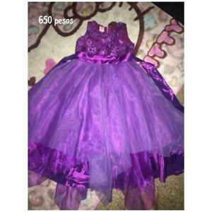 Gown for girls (4-6 yo) PRE-LOVED