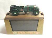 BRUMM 1:43 SCALE 1928 BENTLEY 4.5 LITRE HP 105-130 - RACING GREEN - R99 - BOXED
