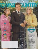 Town & Country November 2020 The Crown - Welcome To The Family  (Magazine: Gener